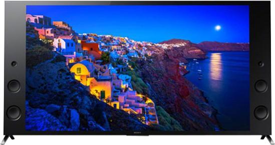 View Sony 138.8cm (55) Ultra HD (4K) 3D, Smart LED TV Price Online(Sony)