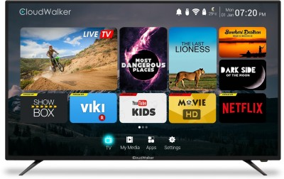 CLOUDWALKER 65SUC 65 Inches Ultra HD LED TV
