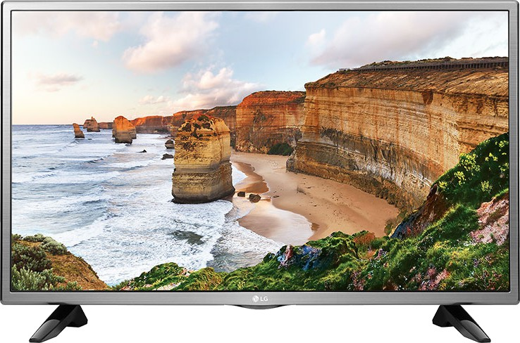 View LG 80cm (32) HD Ready LED TV(32LH520D, 1 x HDMI, 1 x USB)  Price Online