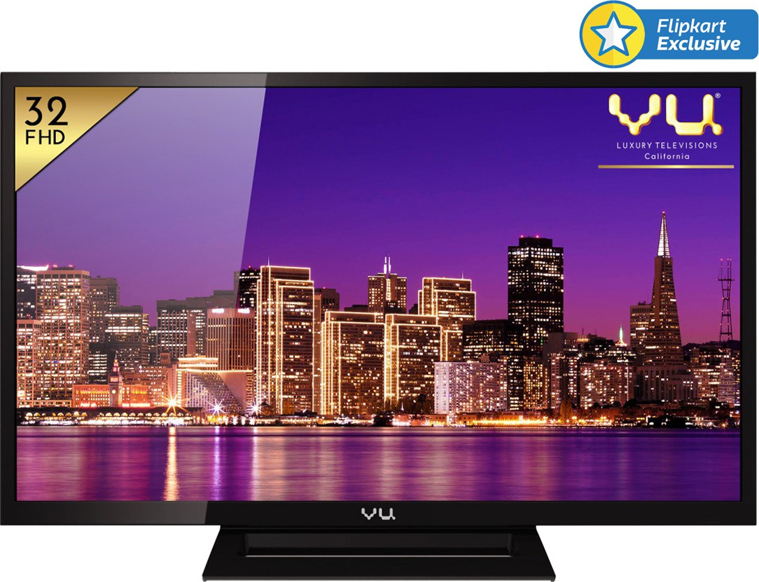 View Vu 80cm (32) Full HD LED TV Price Online(Vu)