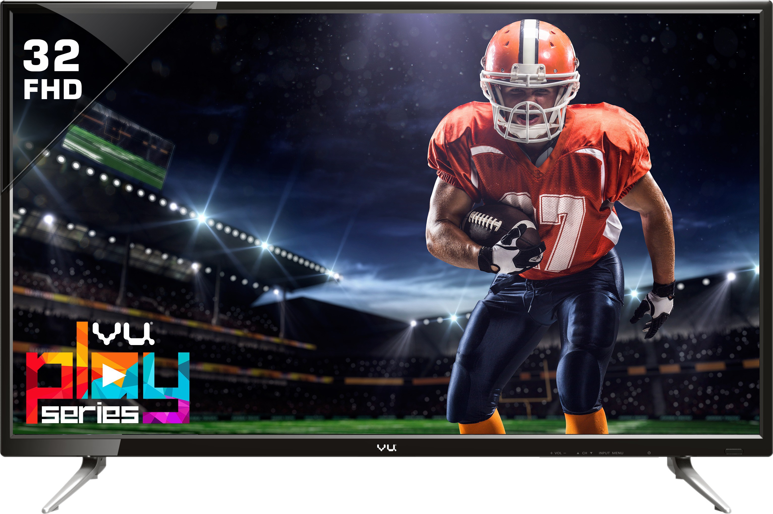 VU 32D6545 32 Inches Full HD LED TV