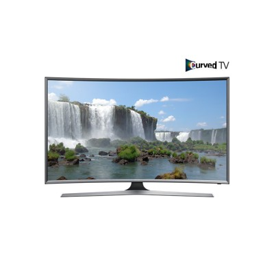 SAMSUNG 81cm (32) Full HD Smart, Curved LED TV (32J6300, 4 x HDMI, 4 x USB)