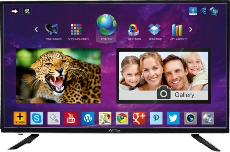 Onida 109cm (43) Full HD Smart LED TV LEO43FIAB2