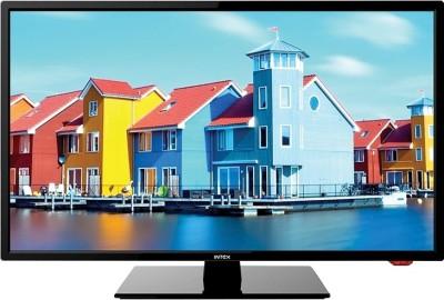 Intex 55cm (22) Full HD LED TV (LED-2205 FHD, 1 x HDMI, 1 x USB)