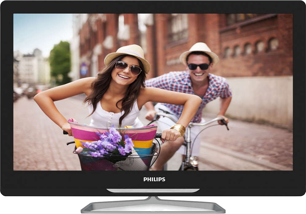 View Philips 60cm (24) Full HD LED TV Price Online(Philips)