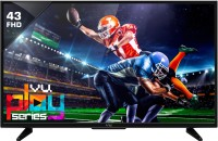 Vu 109cm (43) Full HD LED TV(T43D1510 2 x HDMI 2 x USB)