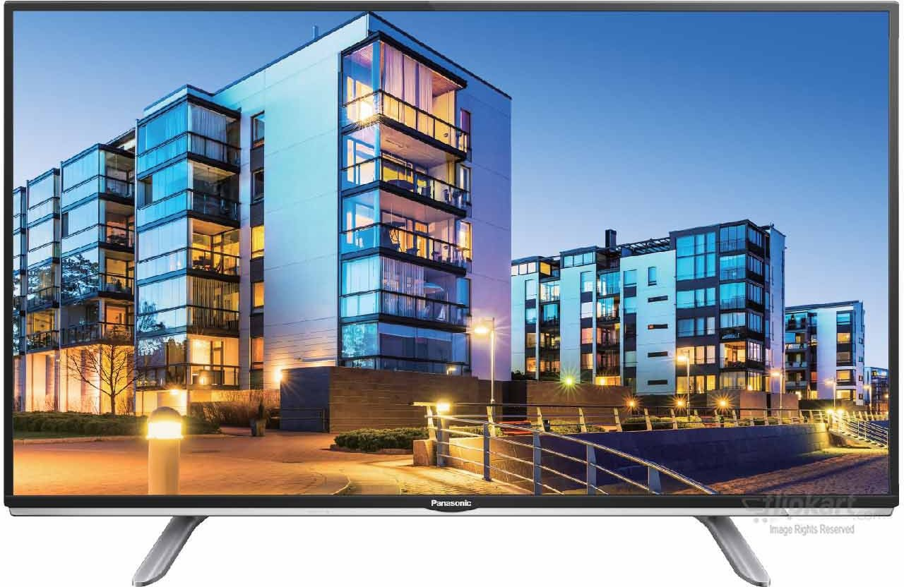 View Panasonic 100cm (40) Full HD Smart LED TV(TH-40DS500D, 2 x HDMI, 2 x USB)  Price Online