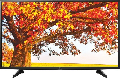 LG 123cm (49) Full HD LED TV(49LH516A, 1 x HDMI, 1 x USB) at flipkart