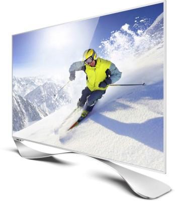 LeEco 163.9cm (65) Ultra HD (4K) Smart LED TV (Super3 X65 Android TV, 3 x HDMI, 3 x USB)