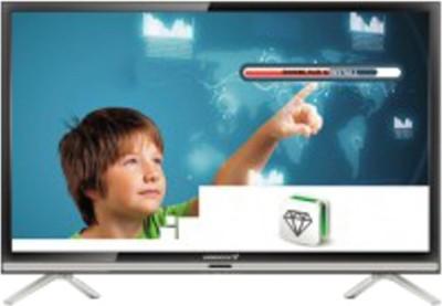 Videocon 81cm (32) HD Ready LED TV (VMR32HH12XAH, 2 x HDMI, 2 x USB)