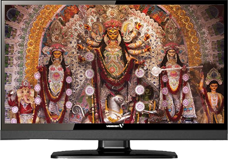View Videocon 54.6cm (22) Full HD LED TV Price Online(Videocon)
