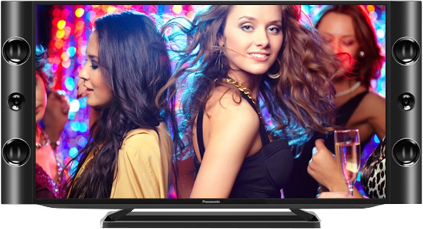 View Panasonic 100cm (40) Full HD LED TV Price Online(Panasonic)