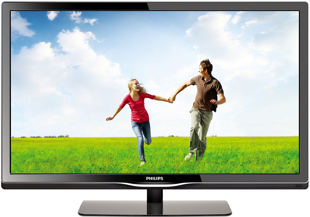 View Philips 127cm (50) Full HD LED TV Price Online(Philips)