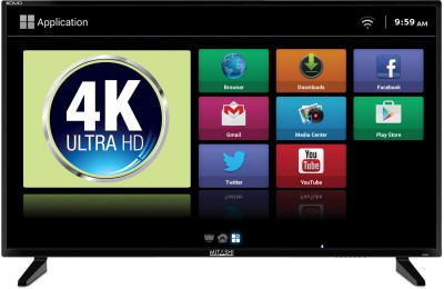 MITASHI MIDE040V03 40 Inches Ultra HD LED TV