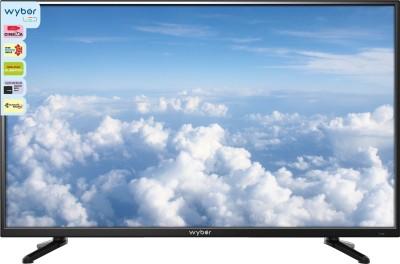 Wybor 80cm (32) HD Ready LED TV (W324EW3, 2 x HDMI, 2 x USB)