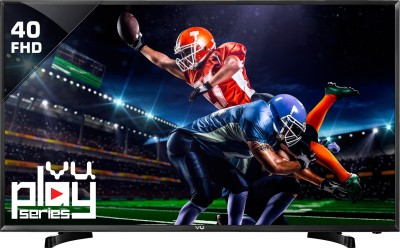 Vu 102cm (40) Full HD LED TV (40D6575, 2 x HDMI, 2 x USB)