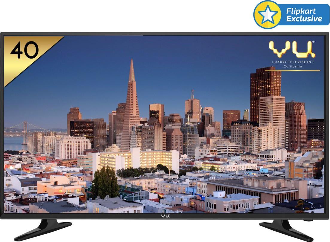 Flipkart - 102cm (40) Full HD TVs Upto 45% off