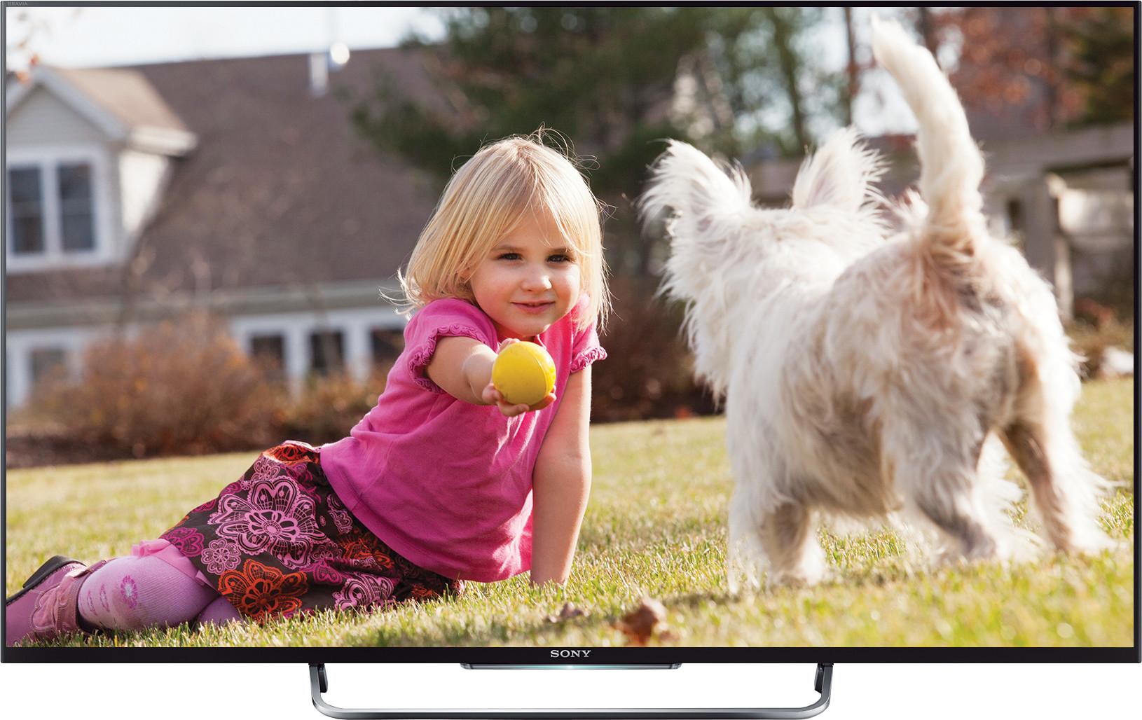 View Sony 126cm (50) Full HD 3D, Smart LED TV Price Online(Sony)