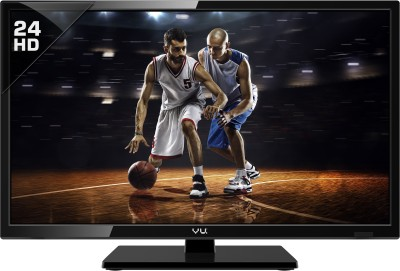 Vu 60cm (24) HD Ready LED TV (24JL3, 1 x HDMI, 1 x USB)