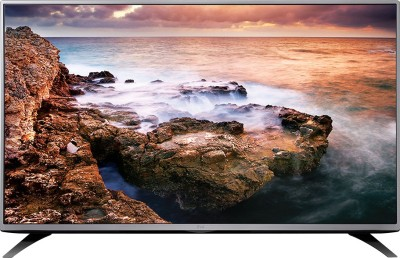 LG 123cm (49) Full HD LED TV(49LH547A, 2 x HDMI, 1 x USB) at flipkart