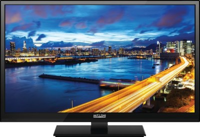 Mitashi 80.01cm (31.5) HD Ready LED TV (MiDE032v12, 2 x HDMI, 2 x USB)