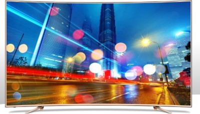 SANSUI SNC55CX0ZSA 55 Inches Ultra HD LED TV