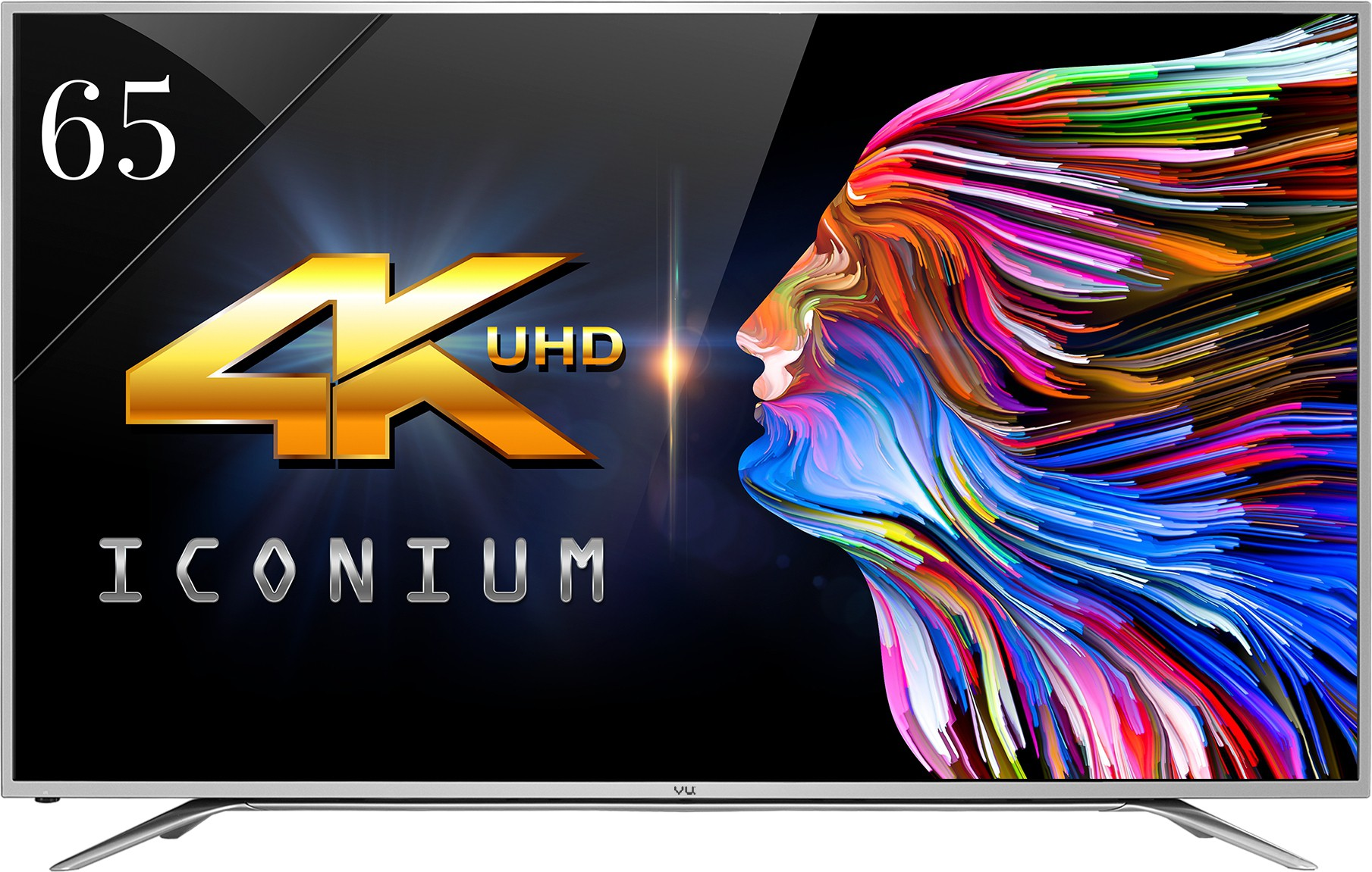View Vu 163cm (65) Ultra HD (4K) Smart LED TV Price Online(Vu)