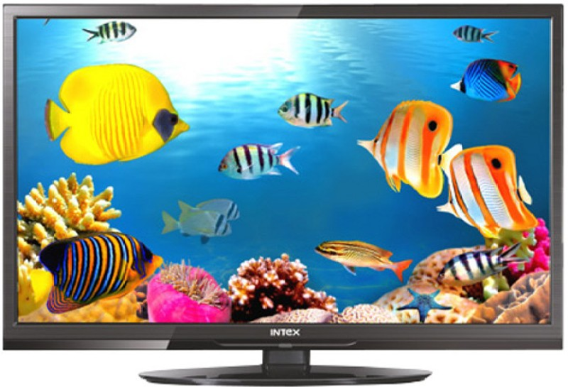 Intex 60cm (24) HD Ready LED TV(LED 2410, 2 x HDMI, 2 x USB)