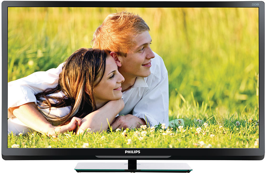 Philips (22) Full HD LED TV(22PFL3958/V7, 1 x HDMI, 1 x USB)