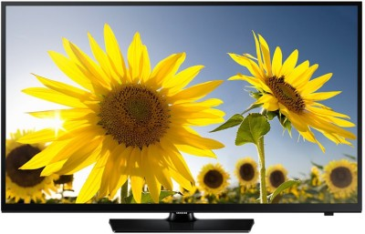 SAMSUNG 102cm  40  HD Ready LED TV 40H4200, 2 x HDMI, 1 x USB  available at Flipkart for Rs.40290
