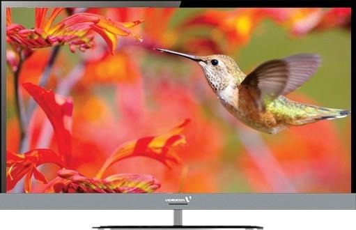 View Videocon 101cm (40) Full HD LED TV(VJU40FH11XAM, 4 x HDMI, 2 x USB) Price Online(Videocon)