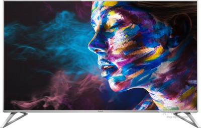 Panasonic 164cm (65) Ultra HD (4K) Smart LED TV(TH-65DX700D, 4 x HDMI, 3 x USB) at flipkart