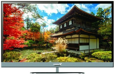 Videocon 81cm (32) HD Ready LED TV(VJU32HH18XAH, 3 x HDMI, 3 x USB) at flipkart