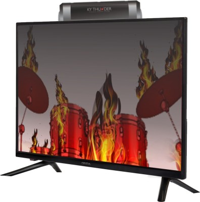 Onida 101.6cm (40) Full HD LED TV(LEO40FKY, 2 x HDMI, 2 x USB) at flipkart