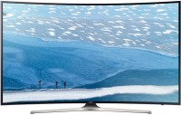 Samsung 6 101cm (40) Ultra HD (4K) Smart Curved LED TV(40KU6300 3 x HDMI 2 x USB)