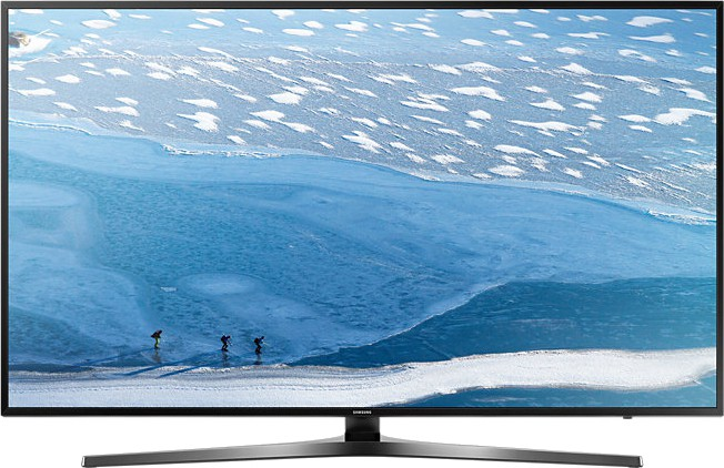 SAMSUNG 138cm (55) Ultra HD (4K) Smart LED TV(55KU6470, 3 x HDMI, 2 x USB)