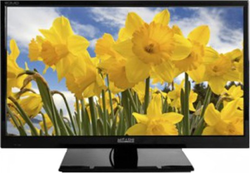 Mitashi 54.61cm (21.5) Full HD LED TV(MiE022v12, 1 x HDMI, 1 x USB)