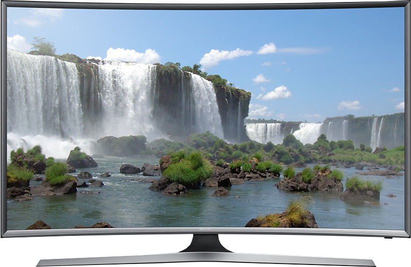 Samsung 139cm (55) Full HD Smart, Curved LED TV (Samsung)  Buy Online