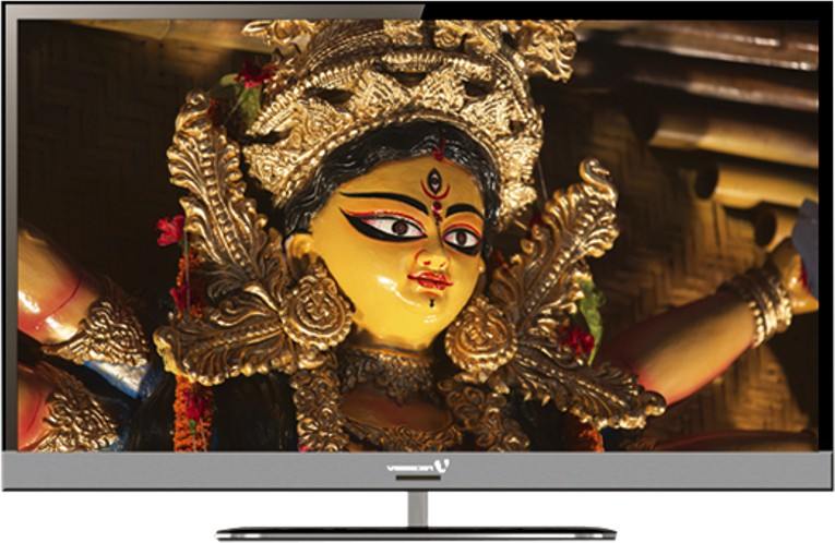 View Videocon 101cm (40) Full HD LED TV Price Online(Videocon)