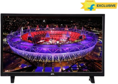 BPL 60cm (24) HD Ready LED TV (BPL060A35J, 1 x HDMI, 1 x USB)