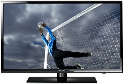 SAMSUNG 80cm  32  HD Ready LED TV 32FH4003, 1 x HDMI, 1 x USB  available at Flipkart for Rs.19490