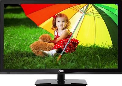 AOC 54.6cm (21.5) Full HD LED TV(LE22A5340-61, 2 x HDMI, 1 x USB)