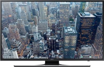 SAMSUNG 121cm  48  Ultra HD  4K  Smart LED TV available at Flipkart for Rs.105000