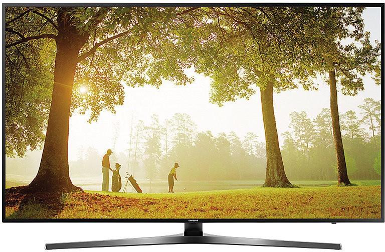 View Samsung 6 163cm (65) Ultra HD (4K) Smart LED TV(65KU6470, 3 x HDMI, 2 x USB) Price Online(Samsung)