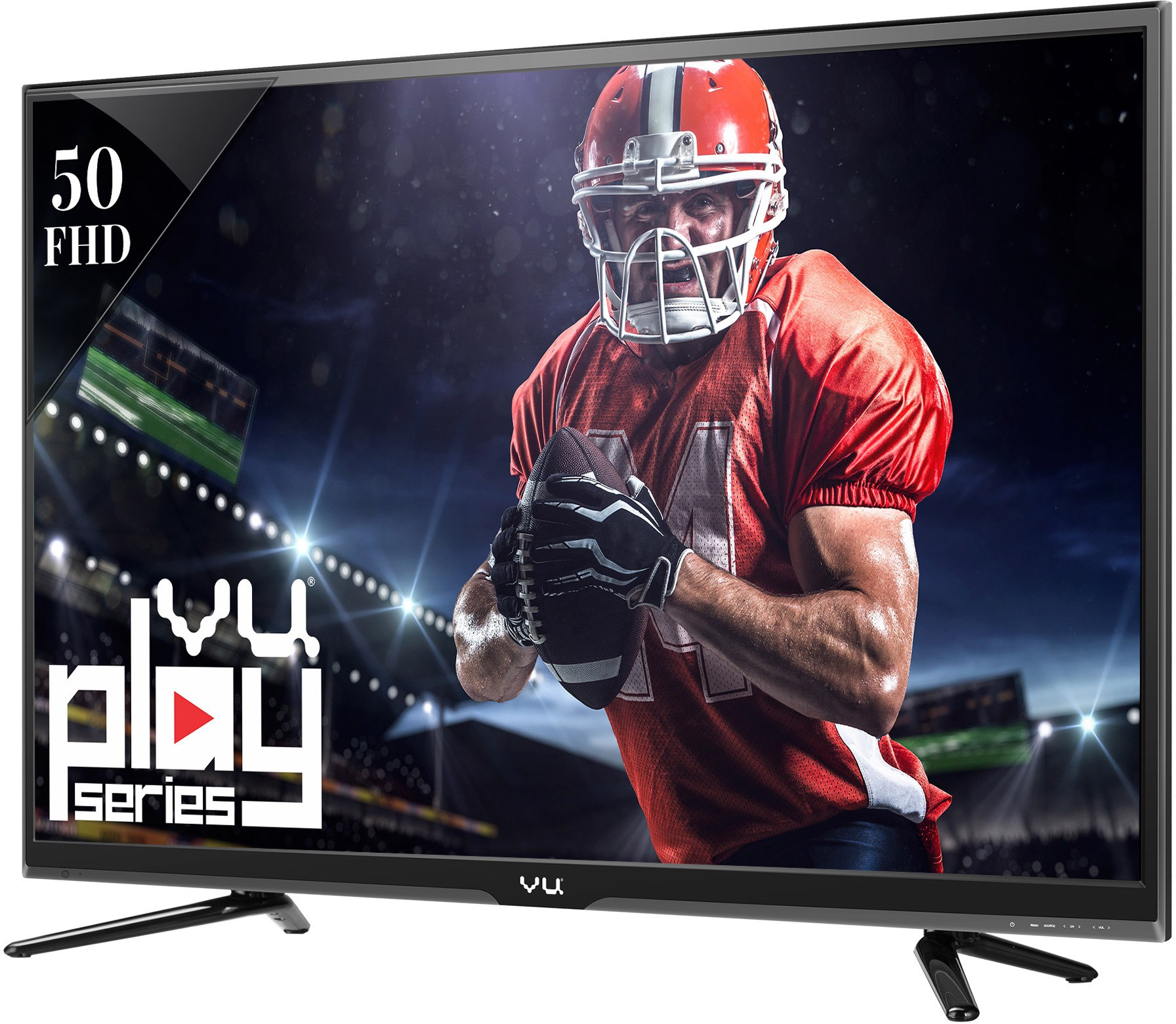 View Vu 127cm (50) Full HD LED TV Price Online(Vu)