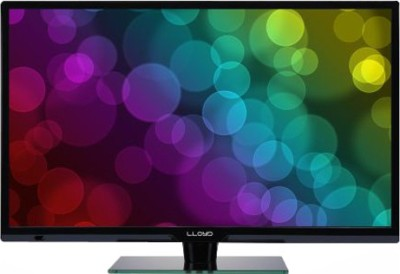 Lloyd 71cm (28) HD Ready LED TV (L28ND, 3 x HDMI, 3 x USB)