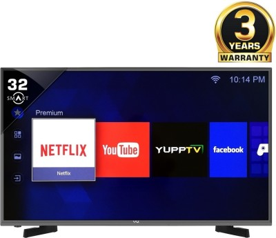 Vu 32D6475 32 Inch HD Ready Smart LED TV