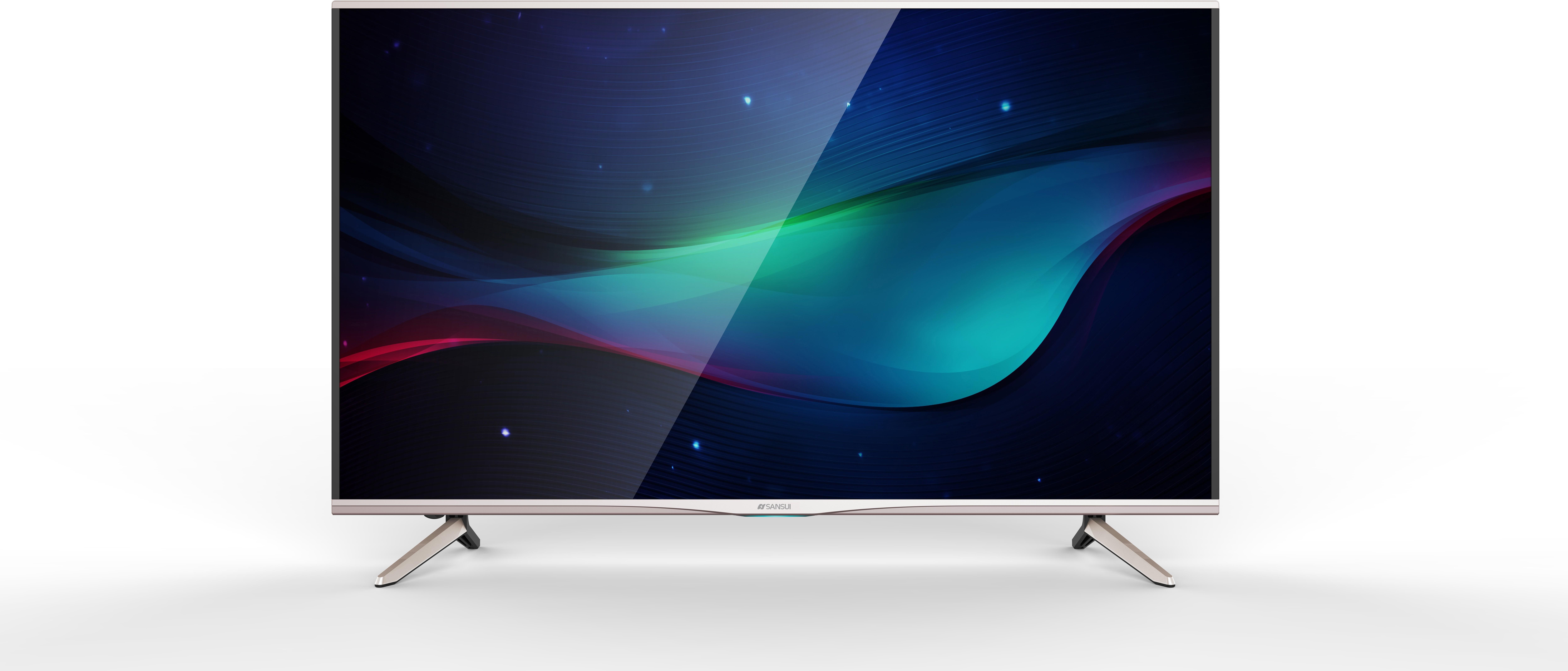 SANSUI SNA55QX0ZSA 55 Inches Ultra HD LED TV
