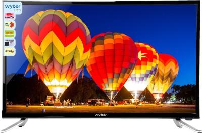 Wybor 102cm (40) Full HD LED TV (40MS16, 2 x HDMI, 2 x USB)