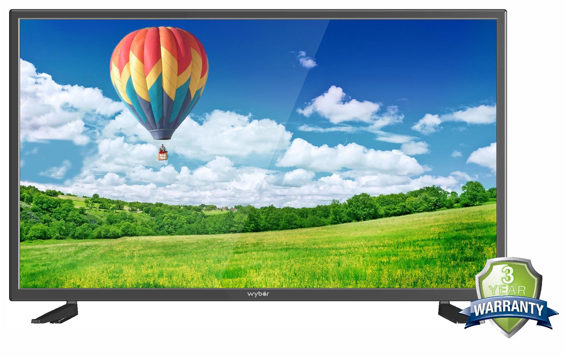 WYBOR 40MS16 40 Inches Full HD LED TV